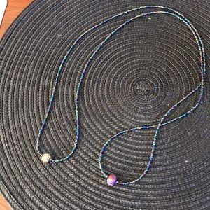 Beautiful wrap around necklaces